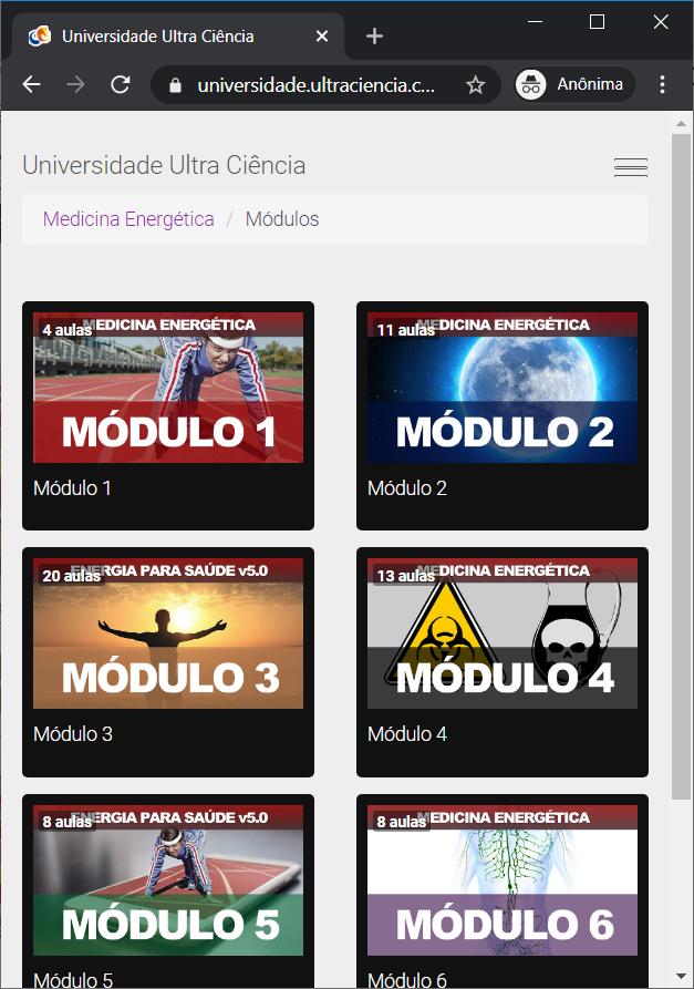 word image 11 COMO ACESSAR A PLATAFORMA UNIVERSIDADE ULTRA CIÊNCIA